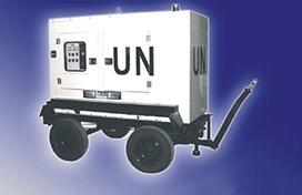 联合国维和部队战备电源