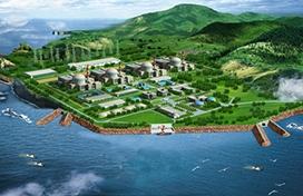 辽宁红沿河核电站
