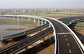 上海G1501高速公路