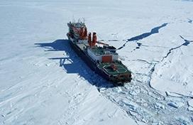 雪龙号南极科考船