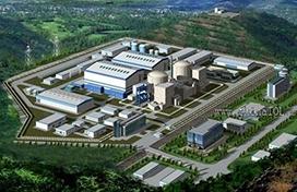 浙江方家山核电站