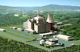 中国实验块堆